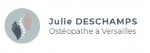 Ostéopathe Julie DESCHAMPS