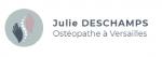 Ostéopathe Julie DESCHAMPS